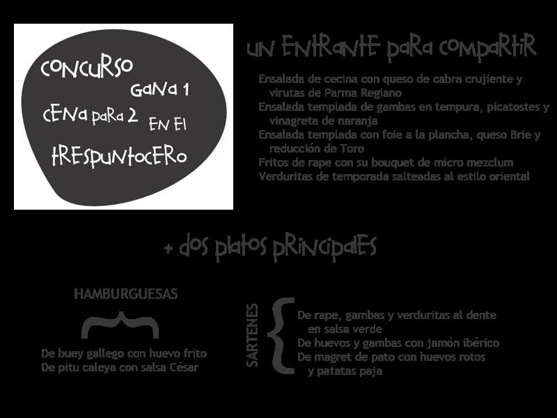 Concurso de Empachate.com junto a Milán Dopico